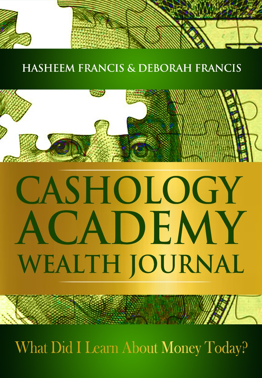 Cashology Academy Wealth Journal
