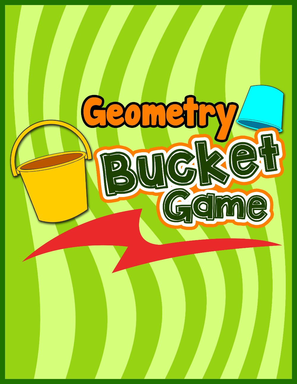 Geometry Bucket Game