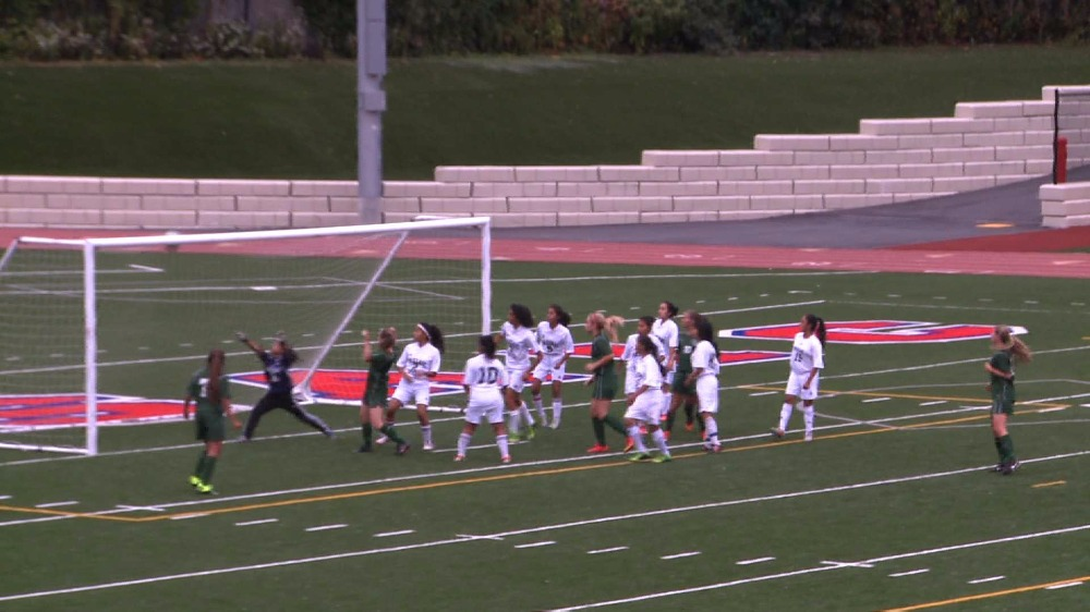 DePaul vs. Passaic girls' soccer video highlights