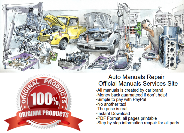 Nissan Maxima 1994 1995 1996 1997 1998 1999 Services Repair Manual