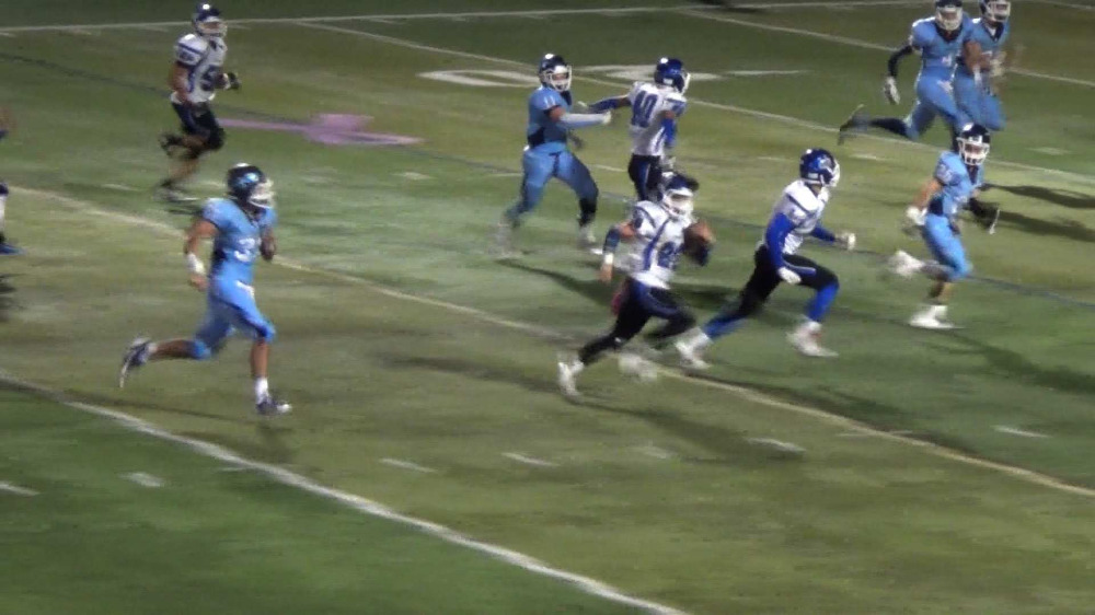 Demarest vs. Wayne Valley football video highlights