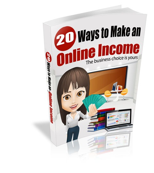20 Ways To Make Income Online