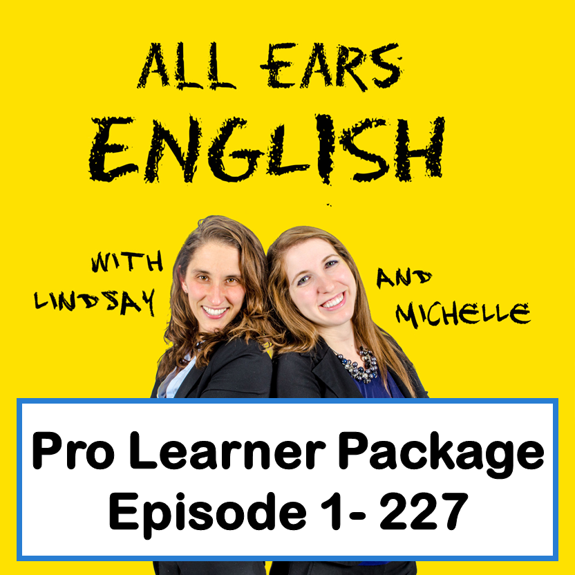All Ears English Pro