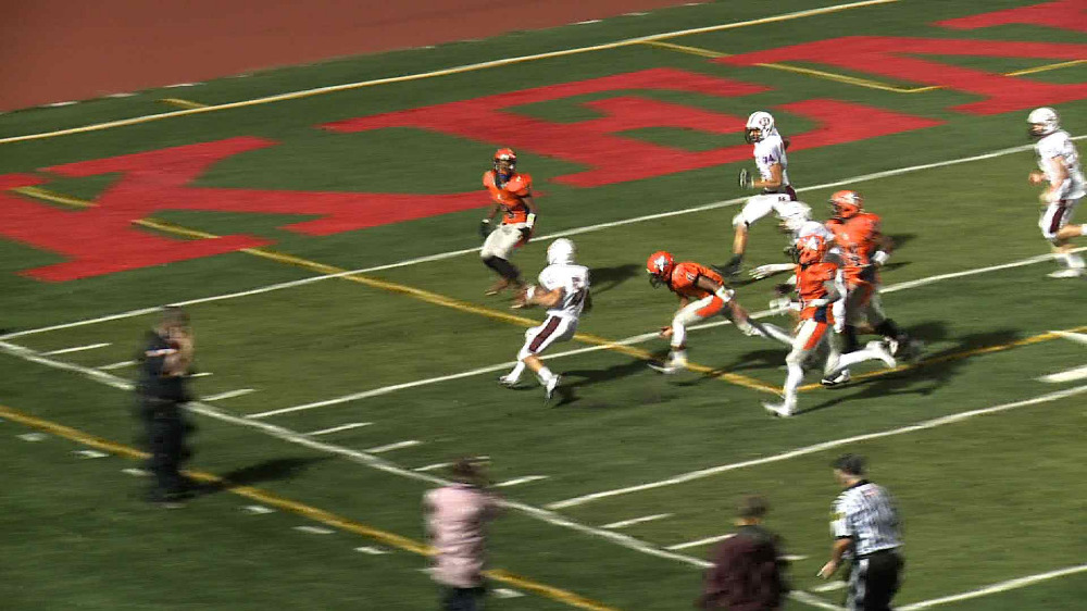 Ridgewood vs. Eastside football video highlights