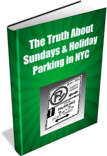 Sundays-Holiday Parking in NYC