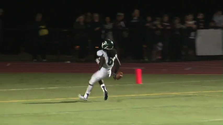 DePaul vs. Pascack Valley football video highlights