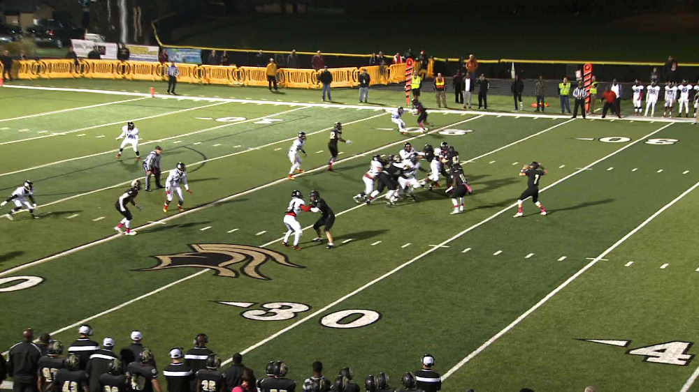 Paramus Catholic vs. Eastern Christian football highlights