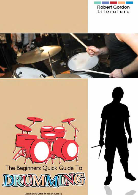 The Beginners Quick Guide to Drumming with 82 sound files