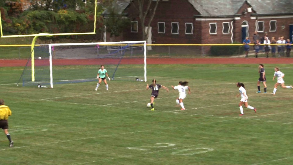 MKA vs. Caldwell girls' soccer video highlights