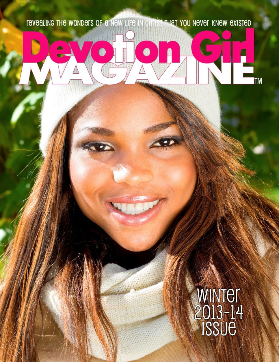 Devotion Magazine Winter 2013 -14 Issue