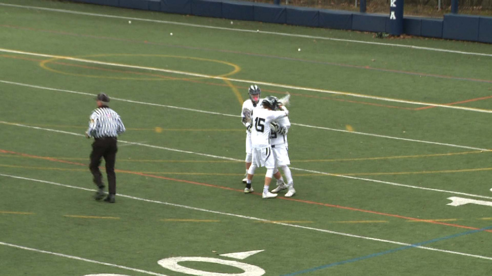 Montclair Kimberley vs. Montville boys' lacrosse video highlights