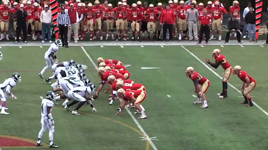 Bergen Catholic vs. DePaul football highlights