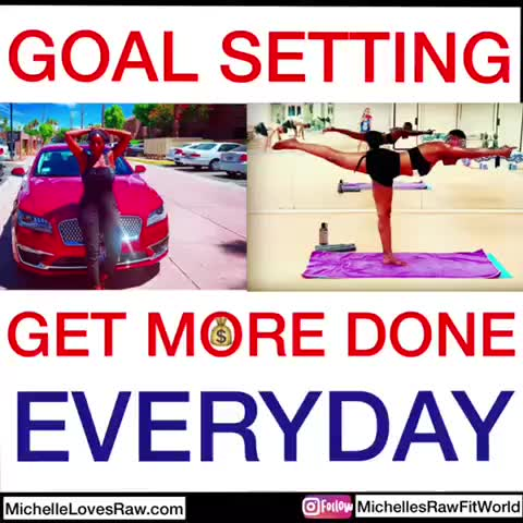 Goal Setting ~ Simple Strategy ~ MMAT (Michelle's  Method Audio  Tutorial) ©️