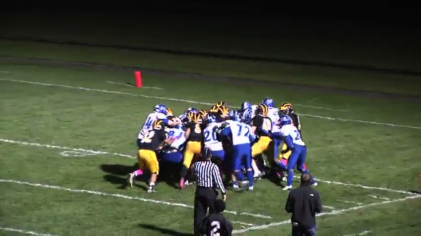 Cedar Grove vs. Millburn football highlights
