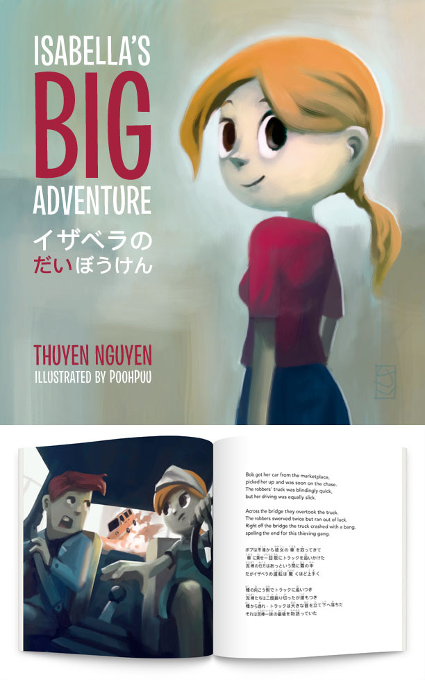 Isabella's Big Adventure (Japanese Version)