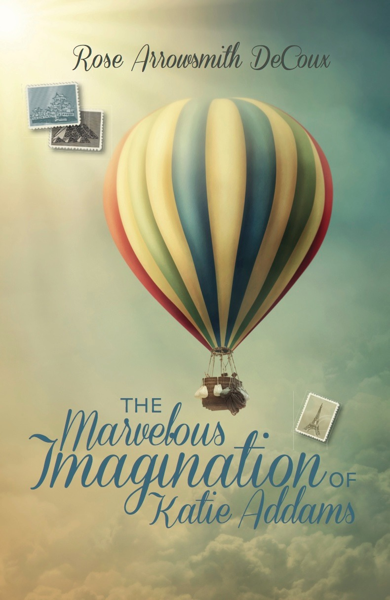 The Marvelous Imagination of Katie Addams [audiobook]