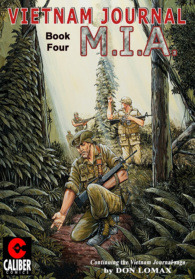 Vietnam Journal: Volume 4 - M.I.A.