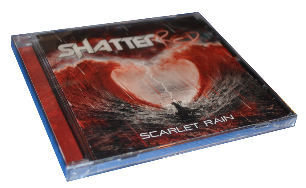 Scarlet Rain - Physical CD