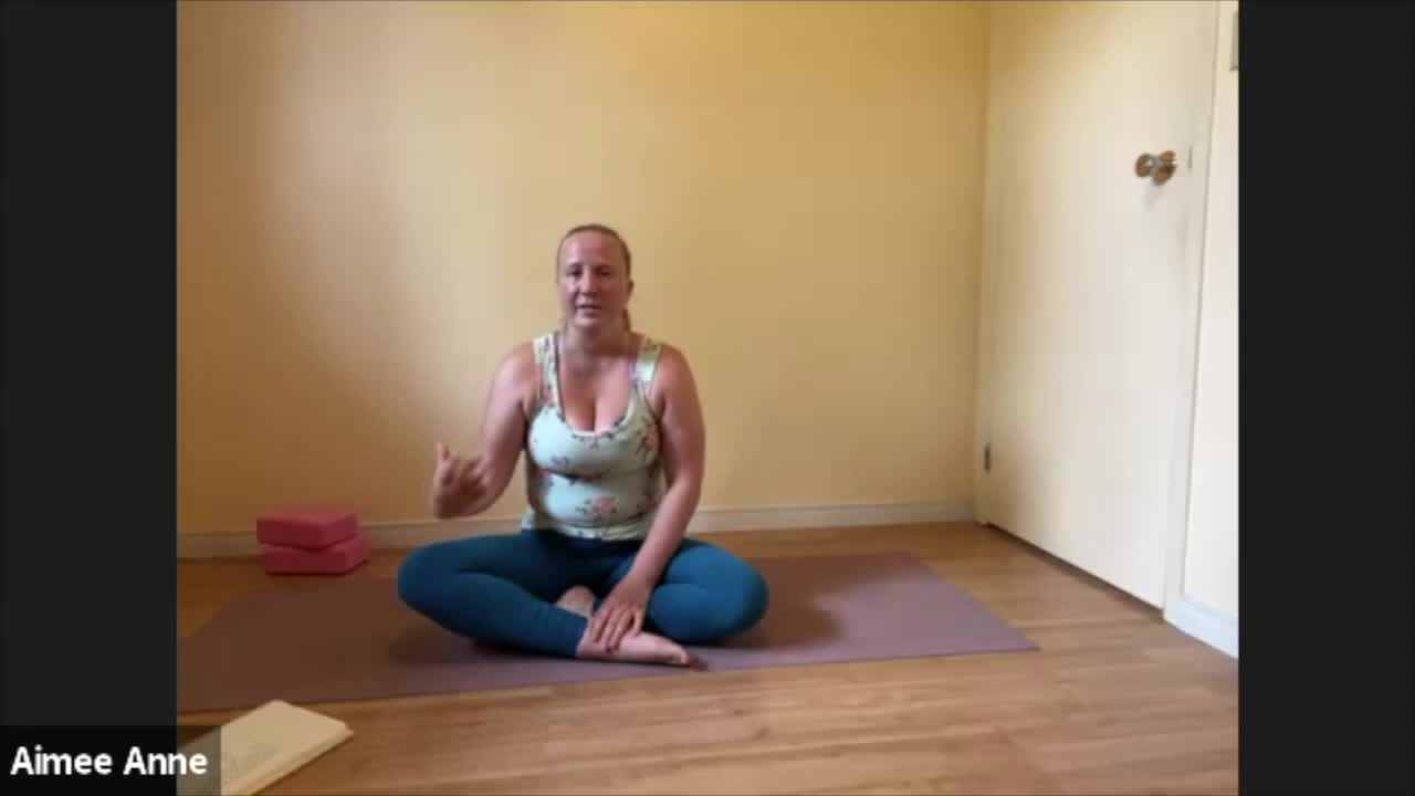 Yoga For Absolute Beginners Series Class 2