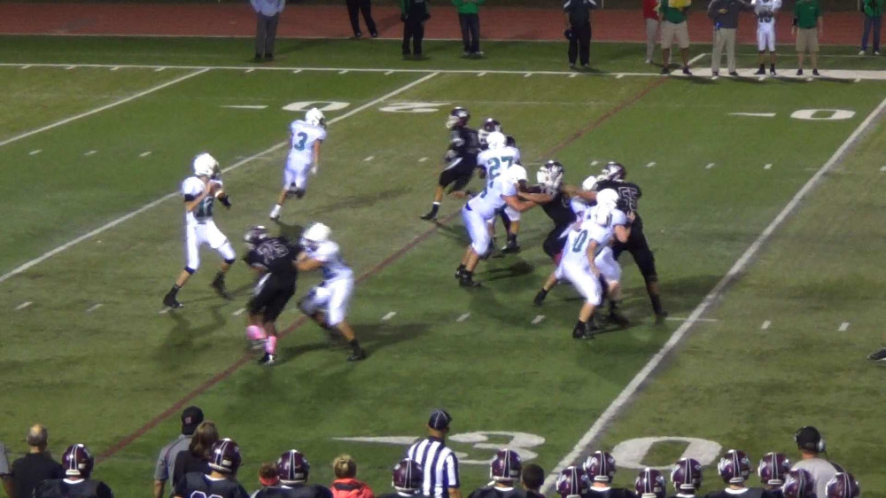 Pascack Valley vs. Wayne Hills football highlights
