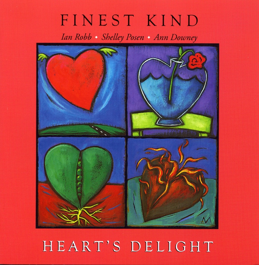 Heart's Delight: Finest Kind