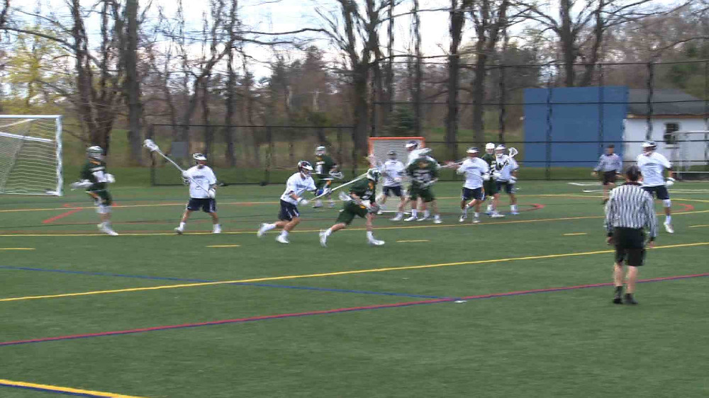 Montgomery vs. Pingry boys' lacrosse video highlights