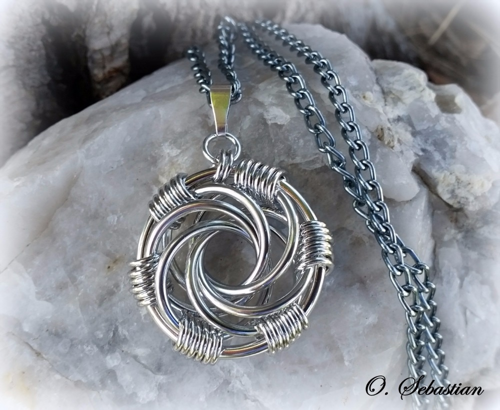 Maillestrom Chainmaille Tutorial