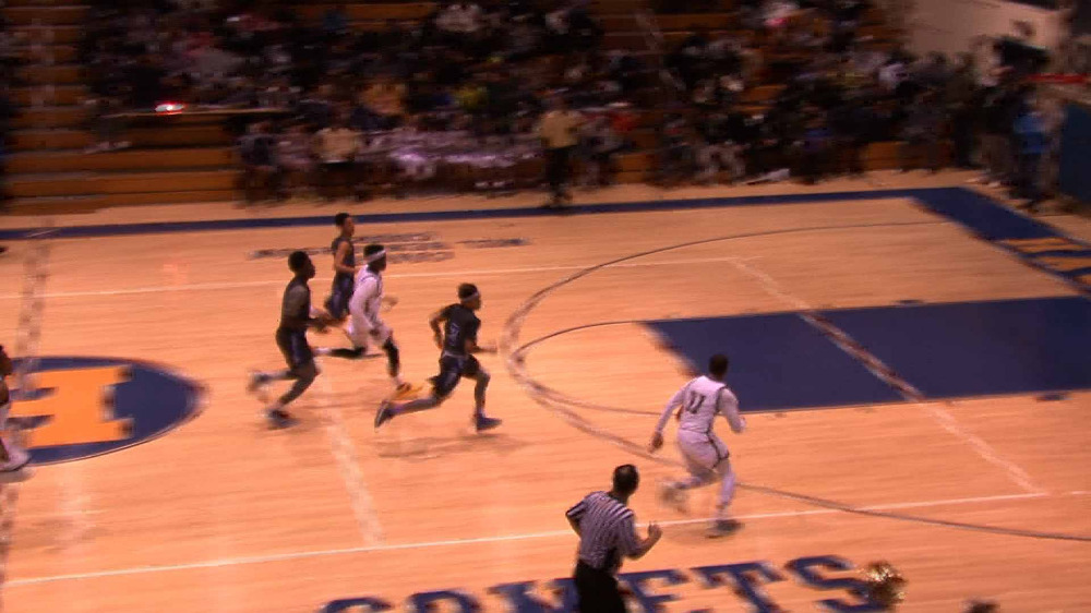 Hackensack vs. Teaneck boys' basketball video highlights