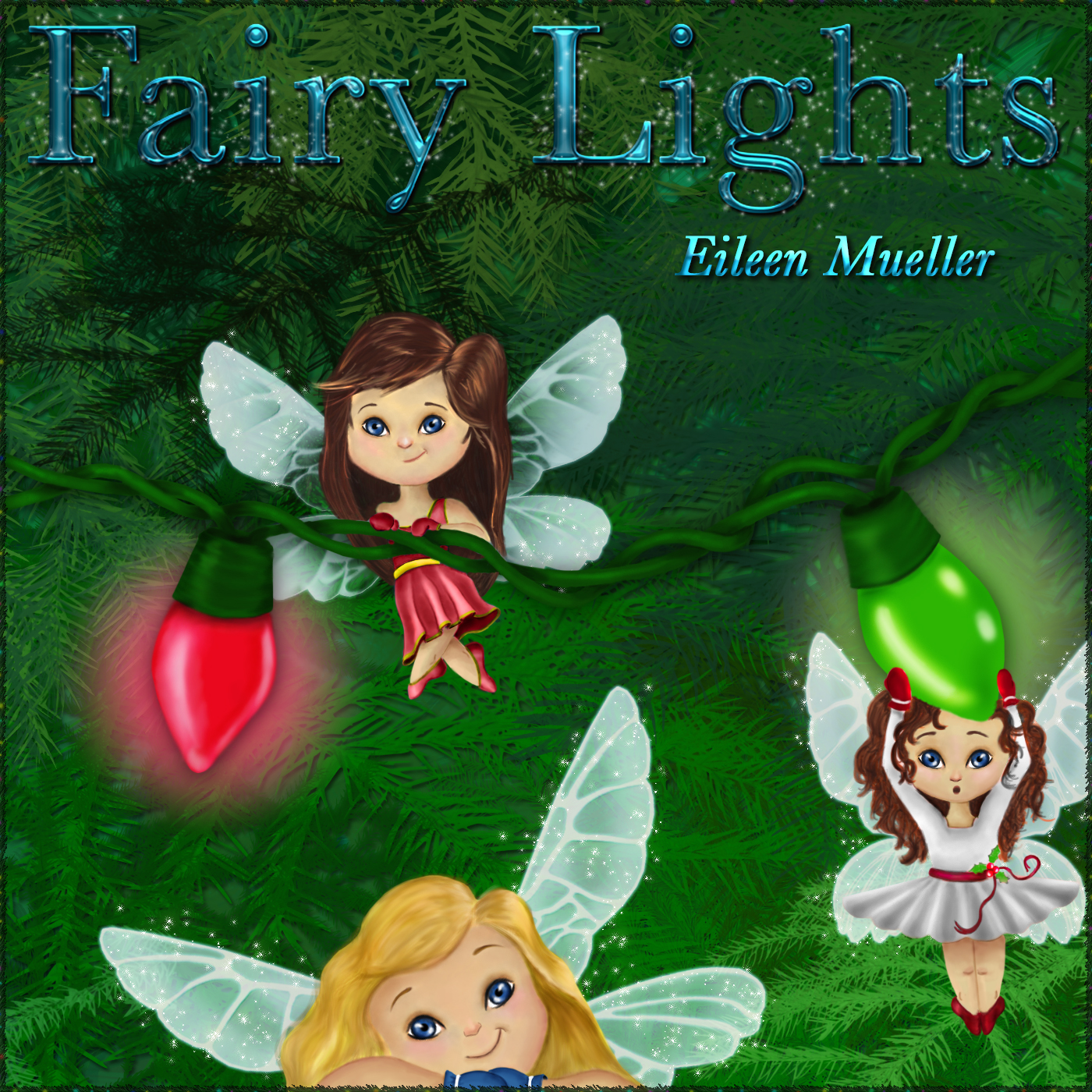 Fairy Lights - by Eileen Mueller