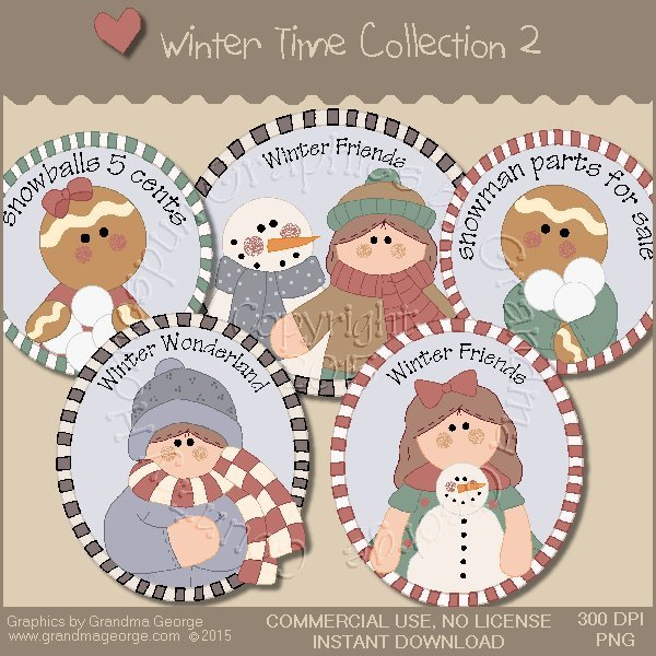Winter Time Collection Vol. 2