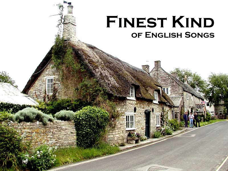 Finest Kind of English Songs: Finest Kind