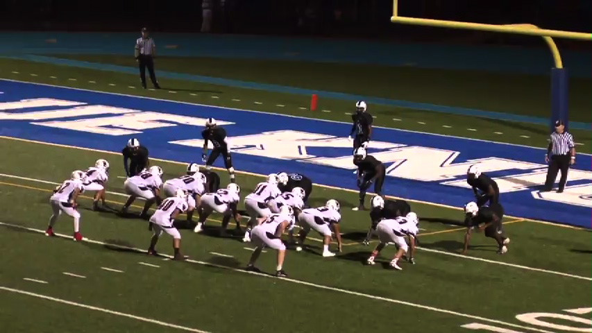 West Essex vs. Irvington football video highlights