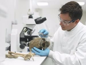 Forensic Scientists: A Career in the Crime Lab