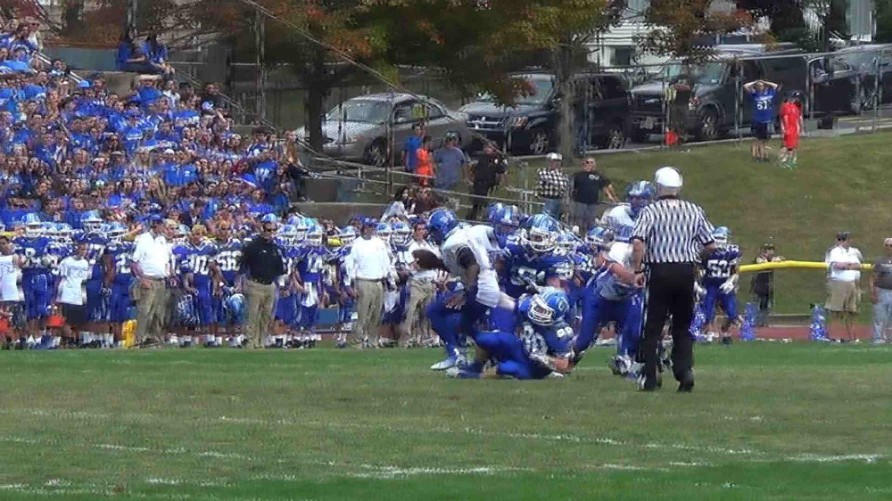 Caldwell vs. Millburn football video highlights