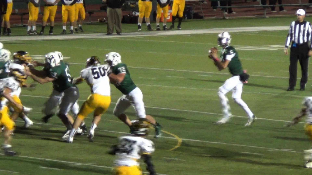 Ramapo vs. West Milford football video highlights