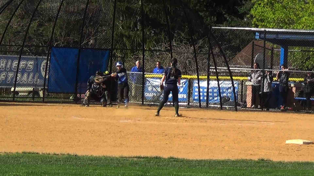 Caldwell vs. Montclair Kimberley softball video highlights
