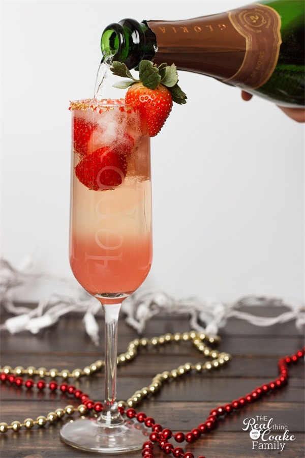 Pink Delight Cocktail Recipe
