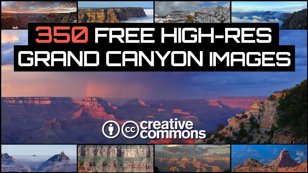Grand Canyon Image Pack