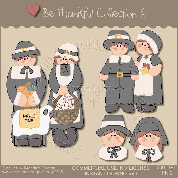 Be Thankful Collection Vol. 6