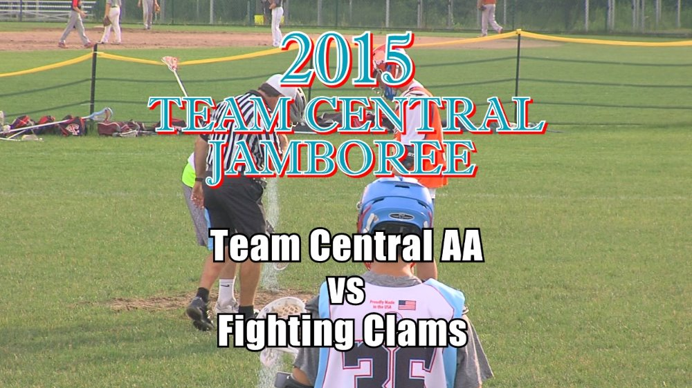 Team Central AA vs Fighting Clams