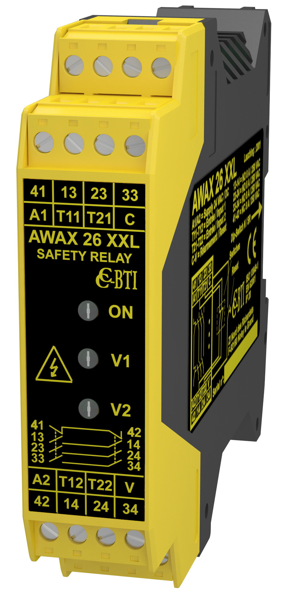 Safety modules pack photos products