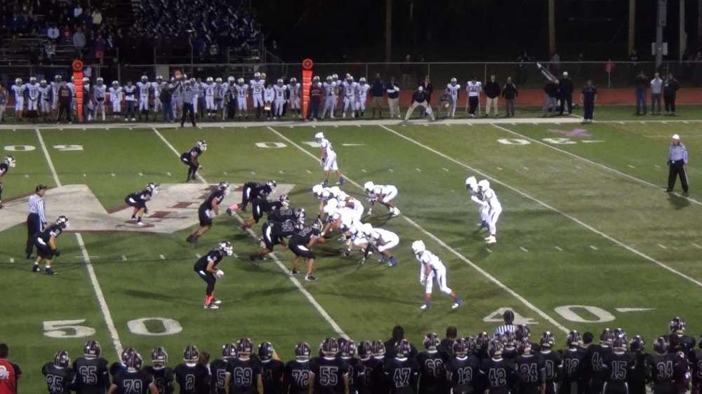 Paramus vs. Wayne Hills football highlights