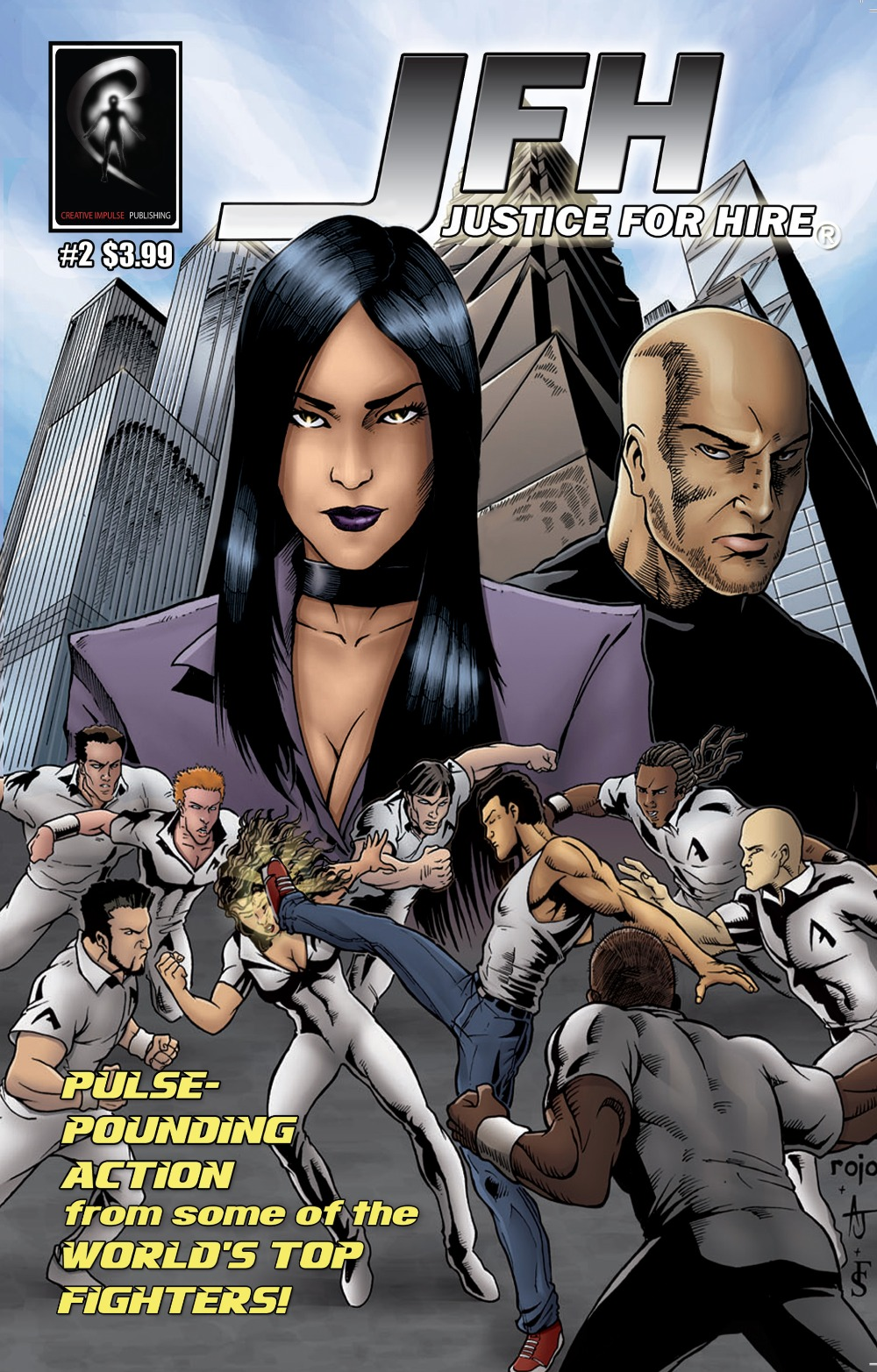 JFH: Justice For Hire #2