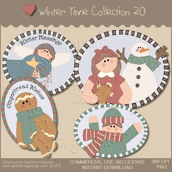 Winter Time Collection Vol. 20
