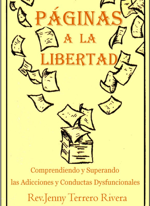 Páginas a la Libertad- (Pages to Freedom Workbook: Spanish Translation)