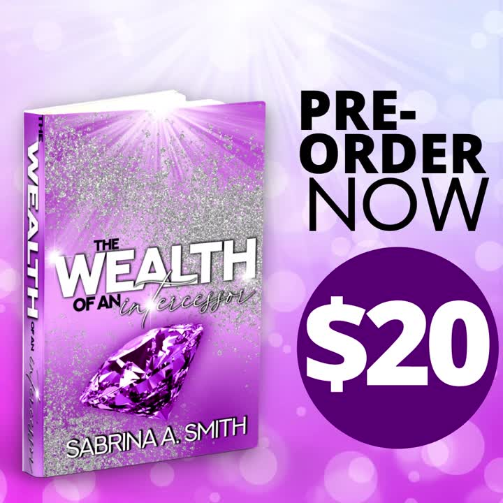 The Wealth of An Intercessor Pre-Order