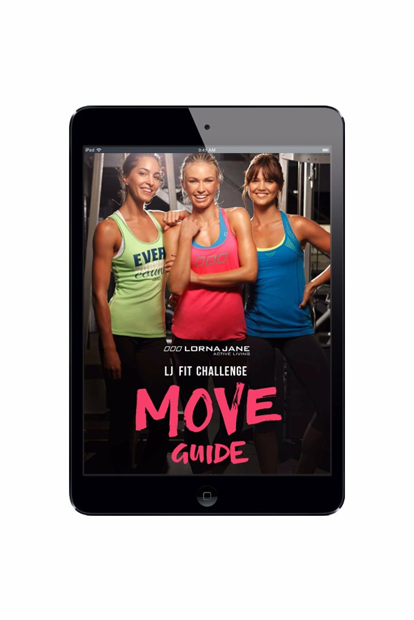 LJ Fit Challenge Move Guide