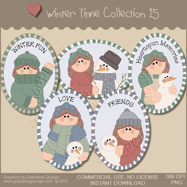 Winter Time Collection Vol. 15