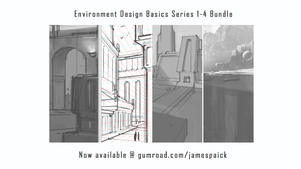 Environment Design Basics - Bundle Paick!
