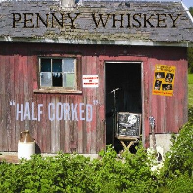 Penny Whiskey - Half Corked